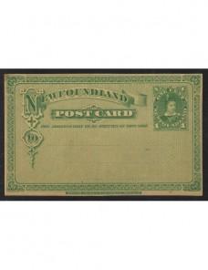 Dos tarjetas entero postales territorios británicos ultramar Colonias y posesiones - 1900 a 1930.