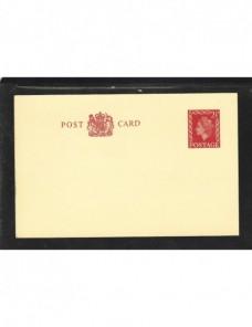 Cinco tarjetas entero postales Gran Bretaña nuevas Gran Bretaña - Desde 1950.