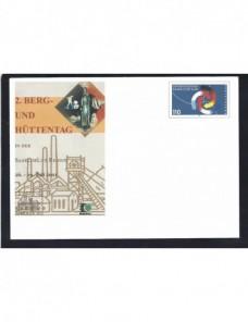 Lote temático. Tema industria. Sobre entero postal Alemania nuevo Entero Postales.