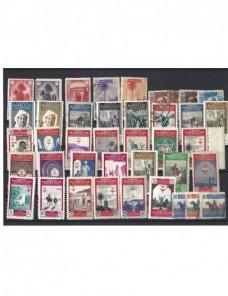 Lote de sellos de Marruecos Español Colonias y posesiones - 1931 a 1950.