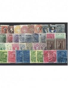 Lote sellos Imperio Austrohúngaro oficinas postales de Levantes Colonias y posesiones - Siglo XIX.