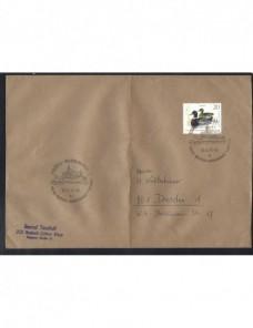 Seis cartas Alemania matasellos especiales Alemania - Desde 1950.