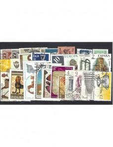 Lote temático. Tema arqueología. 27 sellos de varios países en usado Sellos.