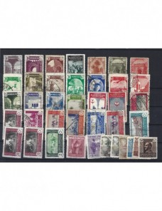 Lote de sellos colonia española de Marruecos Colonias y posesiones - Desde 1950.