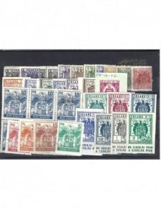 Lote de timbres fiscales España  España - Desde 1950.