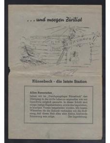 Revista para prisioneros de guerra Alemania II Guerra Mundial Prisioneros de guerra - II Guerra Mundial.