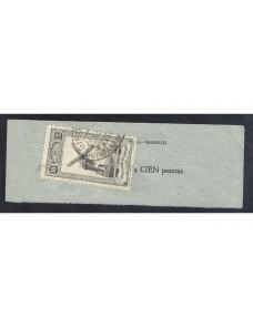 Resguardo de giro postal España España - Desde 1950.