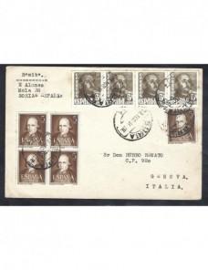 Tarjeta postal comercial España España - Desde 1950.