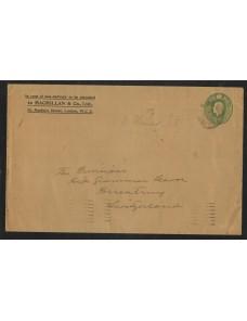 Sobre entero postal Gran...