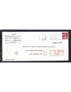 Carta Estados Unidos etiqueta de tasa EEUU - Desde 1950.