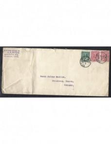Carta comercial  Canadá Otros Mundial - 1900 a 1930.