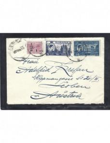 Carta de Rumanía sellos de tasa Otros Europa - 1931 a 1950.