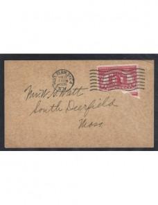 Tarjeta postal comercial Estados Unidos EEUU - 1900 a 1930.
