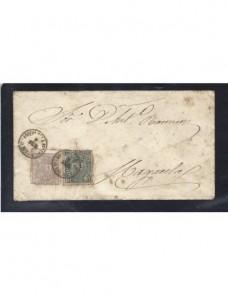 Carta España I Republica Villanueva de la Serena España - Siglo XIX.
