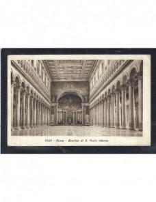 Tarjeta postal ilustrada Vaticano Otros Europa - 1931 a 1950.