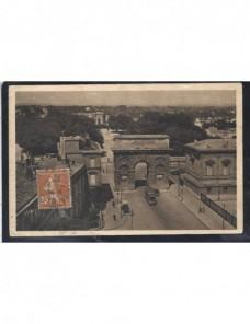Tarjeta postal ilustrada Francia Montpellier Francia - 1931 a 1950.