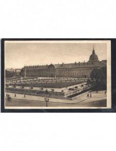 Tarjeta postal ilustrada Francia París Francia - 1931 a 1950.