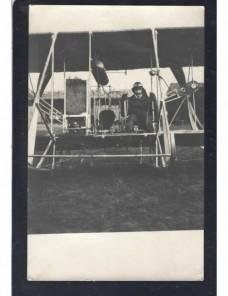 Tarjeta postal ilustrada Orville Wright Otros Mundial - 1900 a 1930.