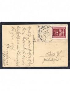 Tarjeta postal ilustrada Alemania III Reich Alemania - 1931 a 1950.