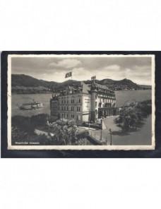Tarjeta postal ilustrada Alemania hotel Alemania - 1931 a 1950.