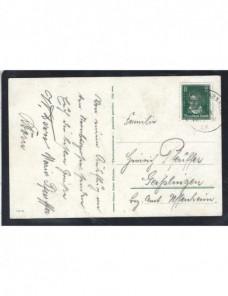 Tarjeta postal ilustrada Alemania coloreada Alemania - 1931 a 1950.