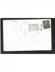 Tarjeta postal ilustrada Alemania isla de Heligoland Alemania - 1931 a 1950.