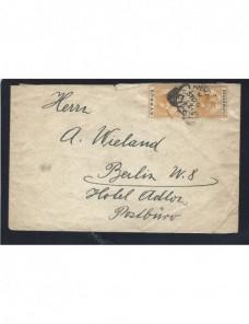 Carta de Chipre británico Colonias y posesiones - Siglo XIX.