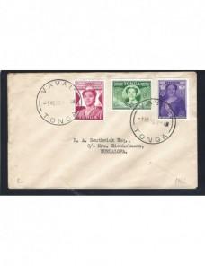 Carta de Tonga Otros Mundial - Desde 1950.
