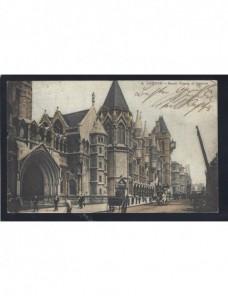 Tarjeta postal ilustrada Gran Bretaña Londres Gran Bretaña - 1900 a 1930.