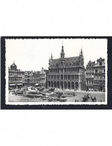 Tarjeta postal ilustrada Bélgica imagen Bruselas Otros Europa - 1931 a 1950.